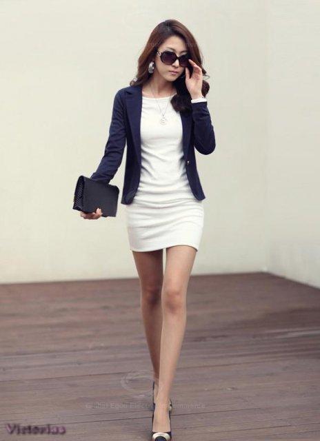короткий пиджак женский фото